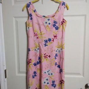 Donna Ricco floral dress